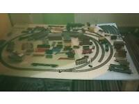 Hornby selection beginners track table inc 1 engine