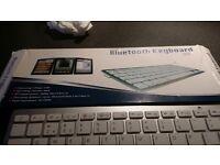 Blue teeth key board