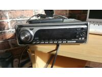 JVC KD-PDR51 STEREO/CD/AUX + REMOTE