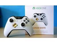Xbox one controller lunar white