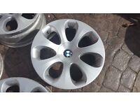"SPARE FRONT BMW ALLOY WHEEL 19"" 6 SERIES E63 E64 F33 6760629 ELLIPSOID STYLE 121"