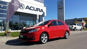 "2012 Toyota Matrix S Was $12496 Now $11991, 17"""""""" Rims, Moon Ro"