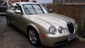 Jaguar S Type Saloon V6 Auto 2006 3 Litre Petrol