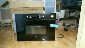 New CDA VM500SS intergrated Microwave