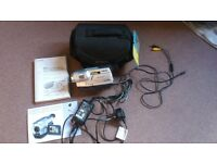 SONY Digital 8 Handycam Camera Recorder with remote,year 2003, good condition for age.