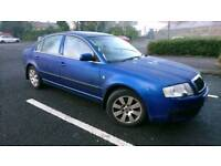 Skoda Superb 2.5 Tdi 2005 One owner from new