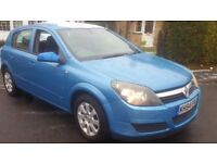 2005 VAUXHALL ASTRA 1.4 CLUB LONG MOT FULL HISTORY CHEAP CAR PART EXCHANGE WELCOME FOCUS