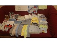 Baby boy bundle- almost new, great condition (0-3, 3-6, 6-9m)