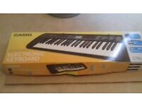 casio keyboard for sake