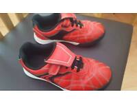 Clarks boys football shoes/trainers size 11G