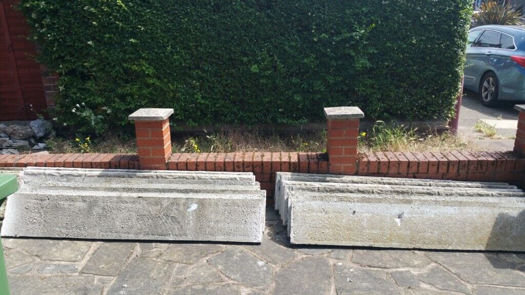 Concrete Fence Panels | in Southport, Merseyside | Gumtree