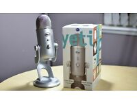 Blue Yeti Microphone USB - Mint Condition