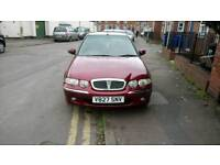 Lovely rover 45 great runner and in Great condition with 7 months mot