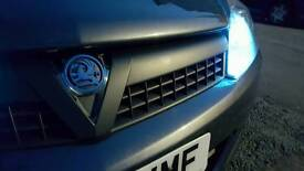 Astra h front grill