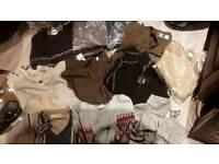 150 new items clothes joblot