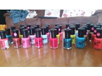 Joblot nail polish