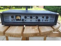 Ashdown ABM 300 Evo 2 Bass Head, 325. Will fit Combo or stand alone. Like Hartke, Peavy, Marshall...