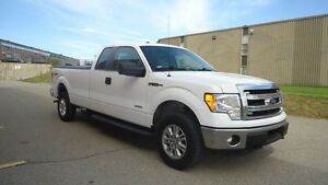 2014 Ford F-150 XLT EXTENDED WIT 8 FOOT BOX