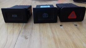 Vw mk4 golf switches