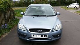 Ford Focus 05 for parts - newly fitted catalytic converter, exhaust, brakes