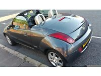 CONVERTIBLE FORD STREET KA. POWER STEERING. FULL SERVICE HISTORY.
