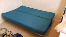 Ikea beddinge lovas sofa bed with cover