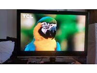 """Samsung, 37"""" Full HD, Built in freeview, several HDMI ports, great conditions,"""
