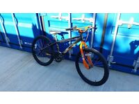 """X Rated Exile Dirt Jump Bike - 24"""" - excellent condition (rrp £130)"""