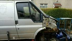 Ford transit 100 T260 reg.02 all parts