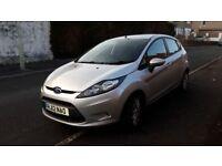 Ford Fiesta 1.2 Edge. 4 new tyres. 11 months MOT, Rear Parking sensors