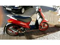 50cc Peugeot looxor need gone as have new bike