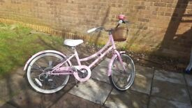 "Bobbin Lollipop 20"" girls bike"