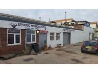 TO LET COMMERCIAL WORKSHOP / RETAIL SPACE / INDUSTRIAL UNIT - GREAT BARR, BIRMINGHAM, B44 9EG