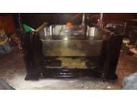 fishtank coffee table /reptile