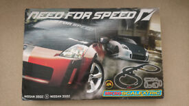 Micro Scalextric ''NEED FOR SPEED''
