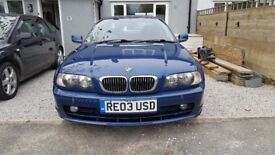 BMW 320CI 2003 fully loaded