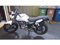 Zontes Panther 125cc Motorbike