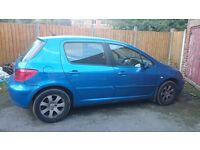 Peugeot 307 1.6 16v 2003