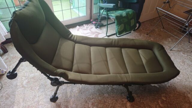 Awe Inspiring Two Abode Super Comfort Air Mesh Neoprene Alloy Big Boy 6 Leg Bedchair In Bournemouth Dorset Gumtree Gmtry Best Dining Table And Chair Ideas Images Gmtryco