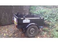 Small box-trailer