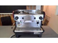 SMALL TWO HEAD RANCILLO ESPRESSO MACHINE