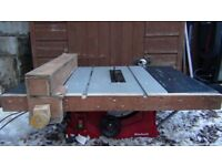 EINHELL TABLE /BENCH SAW