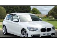 BMW 1 SERIES 118D SPORTS - LEATHER