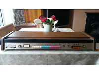 Very Rare Analogue Hammond Auto Vari 64 Drum Machine, made in Japan 1974