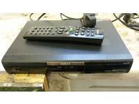 FREE Humax Foxsat TV Satellite Receiver and Remote - Spares or Repair