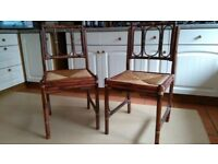 FREE!! 2 cane chairs