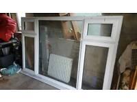 UPVC Large Window 1370 x 2390