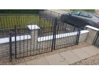 Pair of Driveway Gates For Sale - Excellent Condition