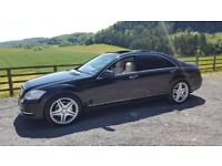 Mercedes-Benz S350L Bluefficiency, AMG-LINE, LWB, FSH, Pan Roof,