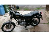 yamaha sr 125 I CAN DELIVER